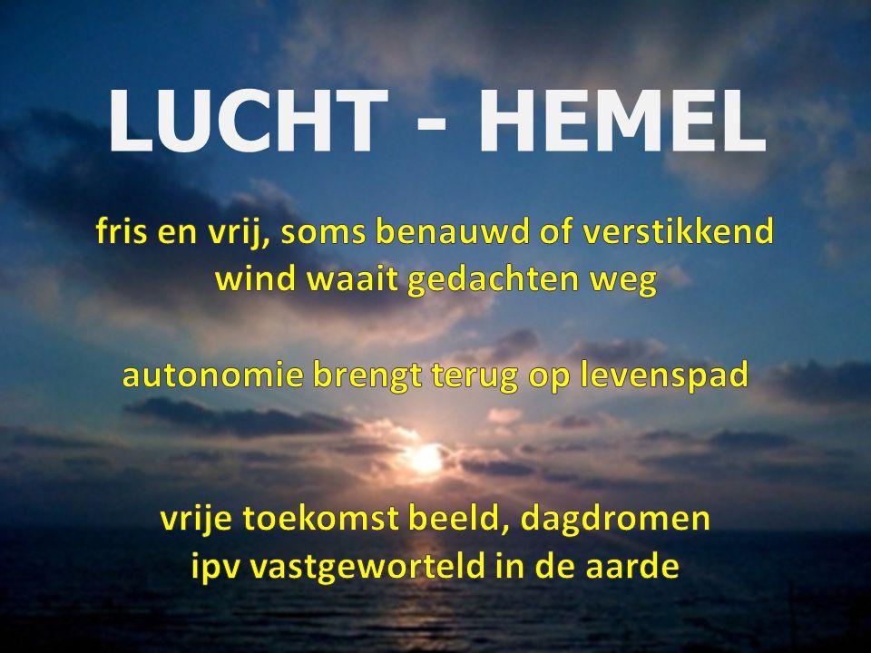 LUCHT - HEMEL