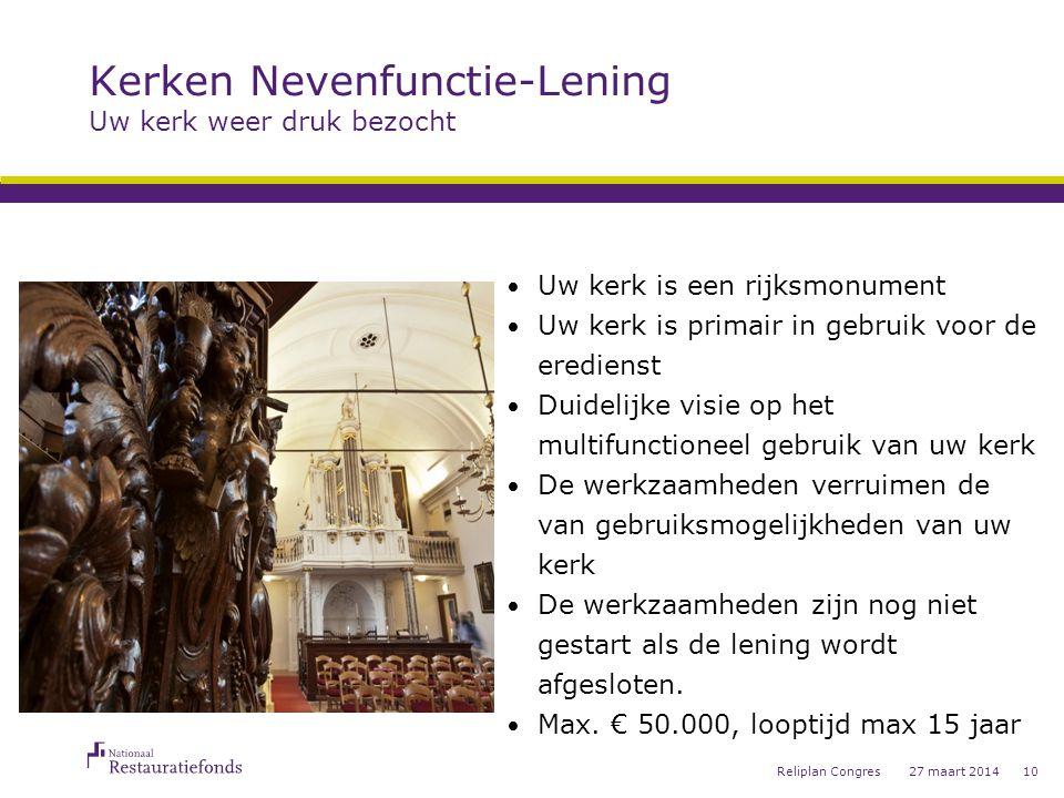 Contactpersoon Restauratiefonds: Nicole van Haeften
