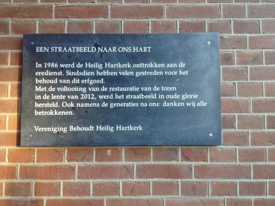 Heilighart Kerk in Breda