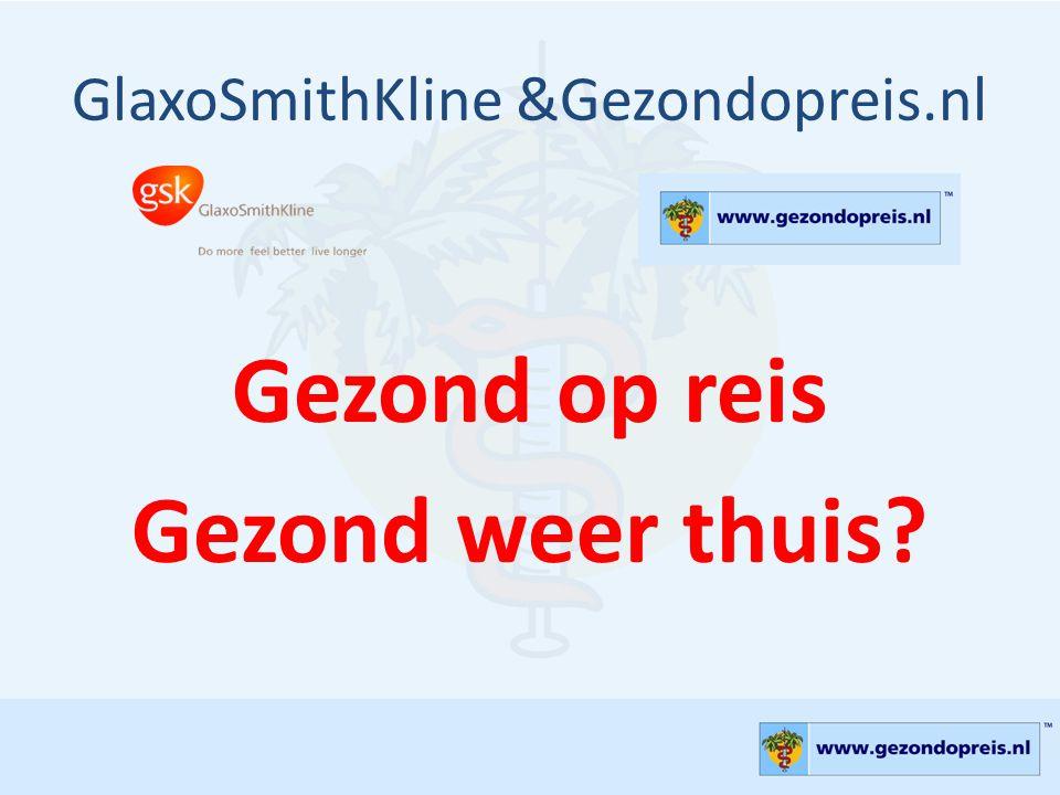 GlaxoSmithKline &Gezondopreis.nl