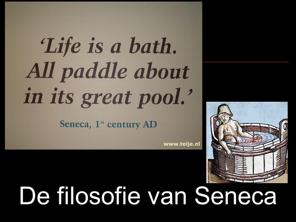 De filosofie van Seneca