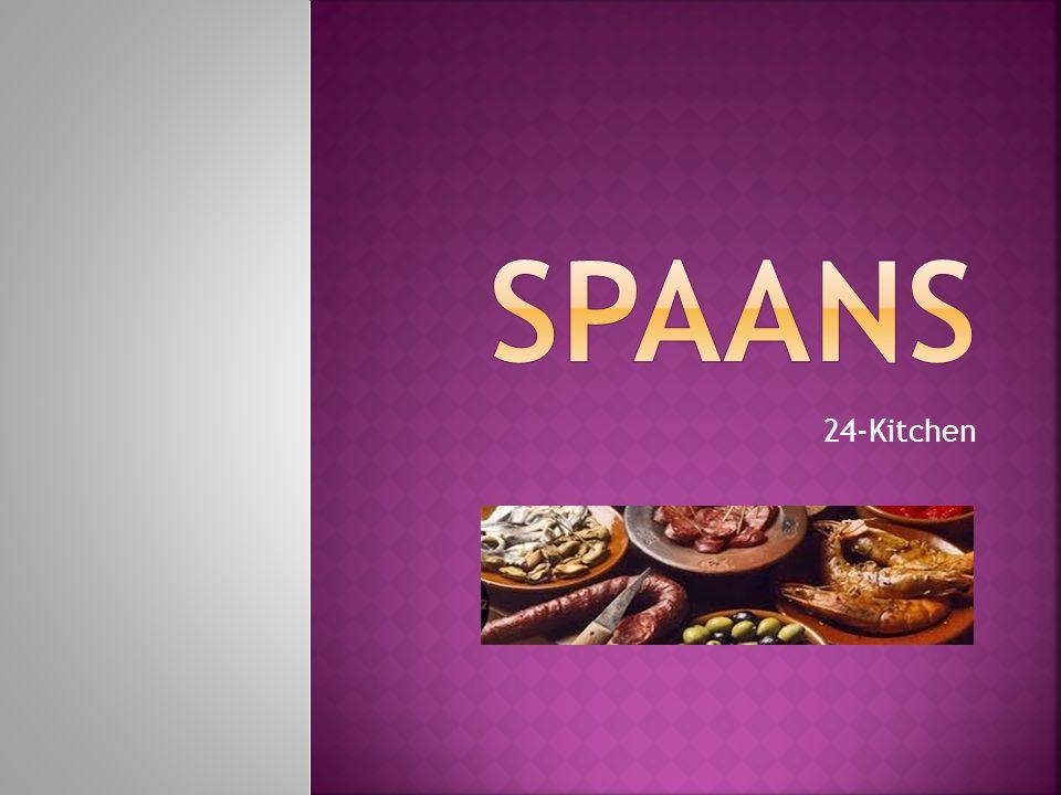 Spaans 24-Kitchen