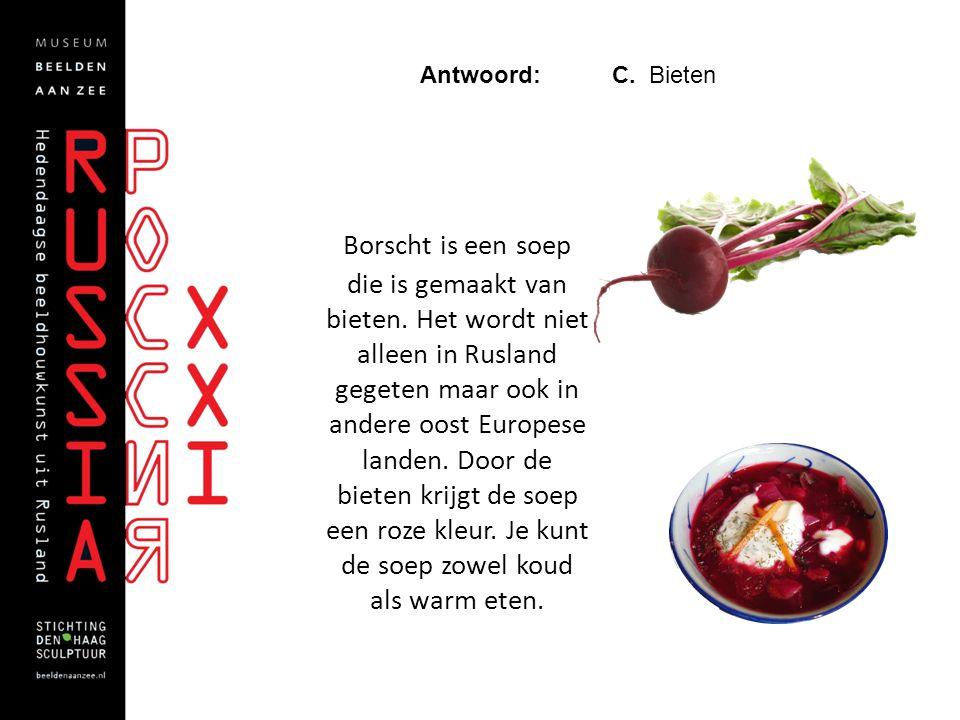 Antwoord: C. Bieten