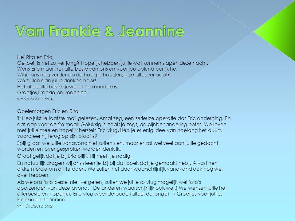 Van Frankie & Jeannine
