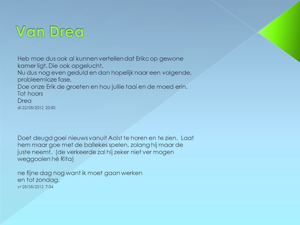 Van Drea