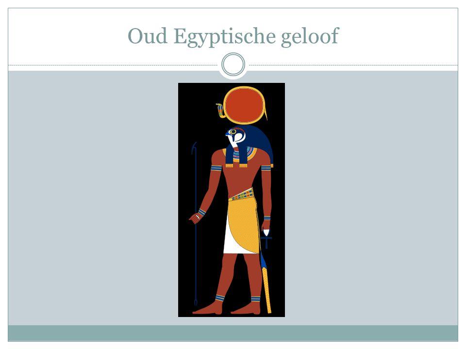 Oud Egyptische geloof