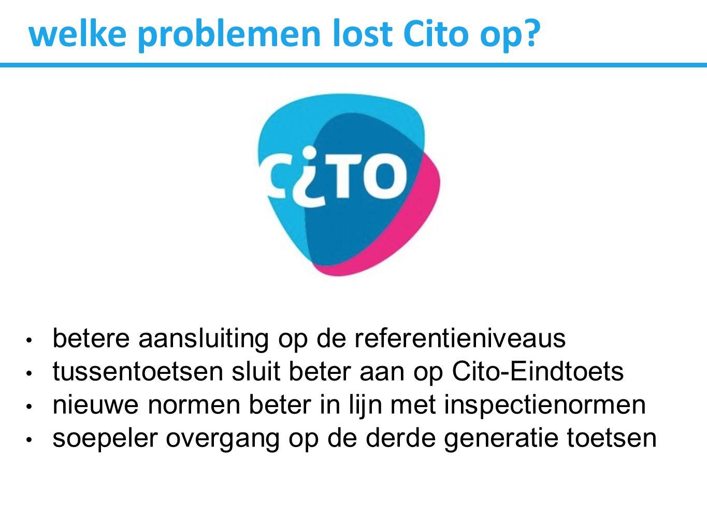 welke problemen lost Cito op
