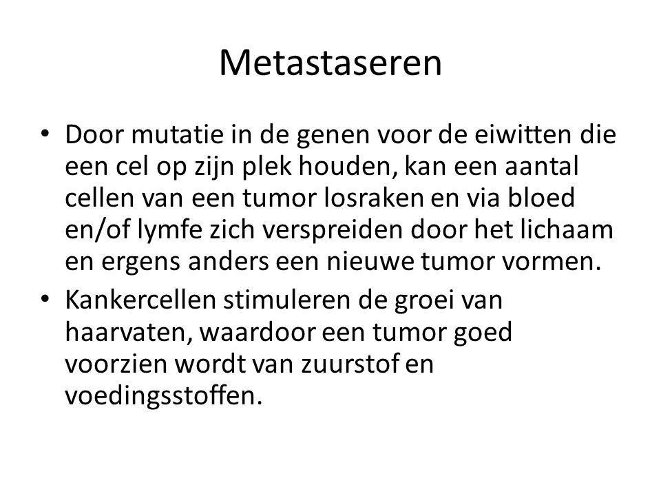 Metastaseren
