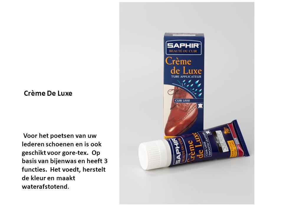 Crème De Luxe