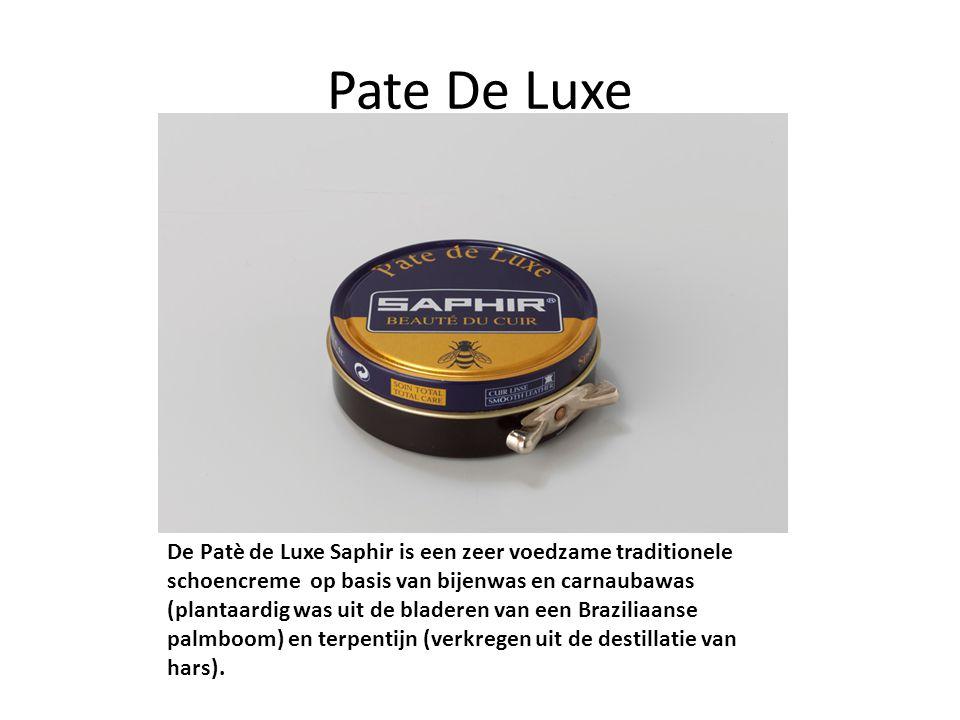 Pate De Luxe