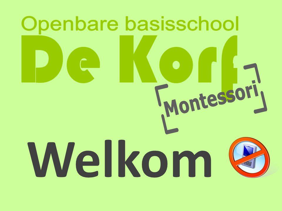 De Kor f Openbare basisschool Montessori Welkom