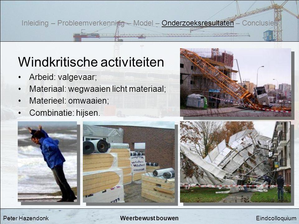 Windkritische activiteiten