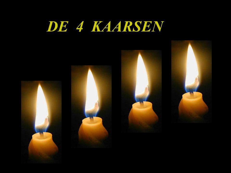 DE 4 KAARSEN