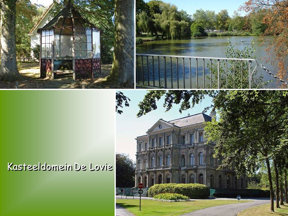 Kasteeldomein De Lovie