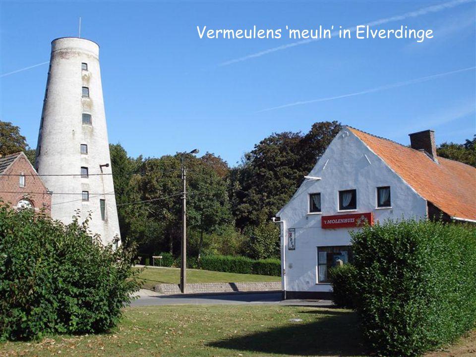 Vermeulens 'meuln' in Elverdinge