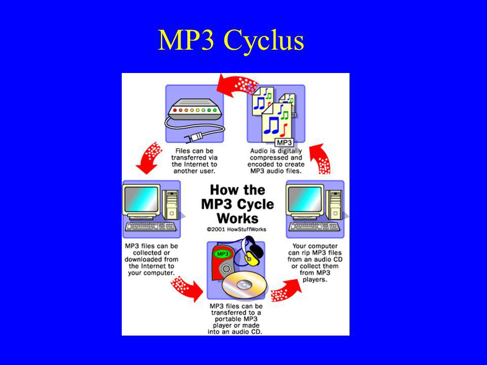 MP3 Cyclus