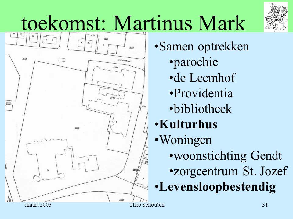 toekomst: Martinus Mark