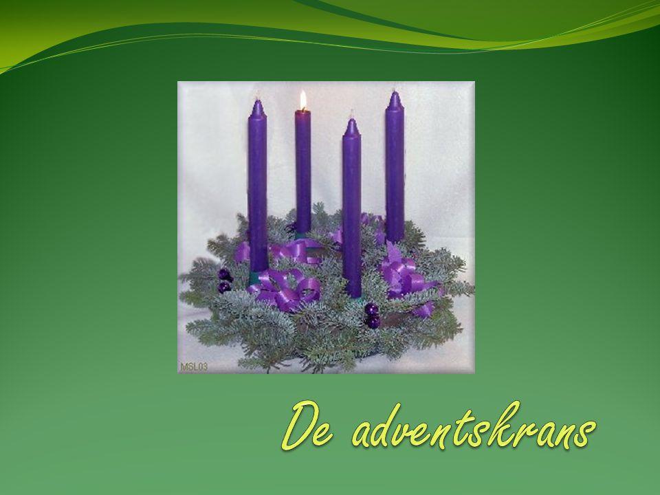 De adventskrans