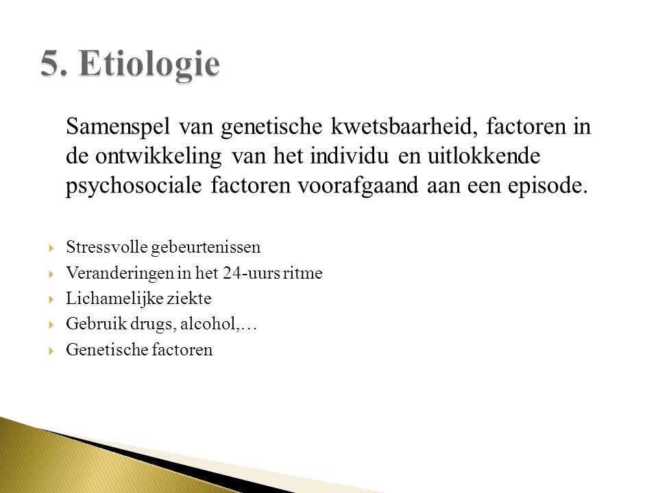 5. Etiologie