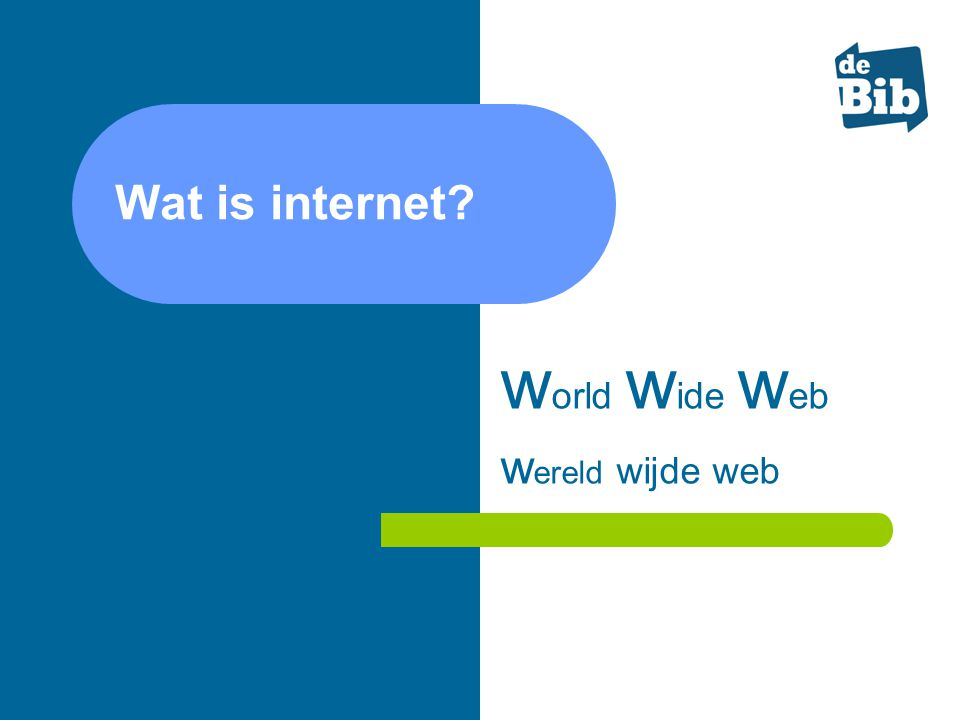 world wide web wereld wijde web