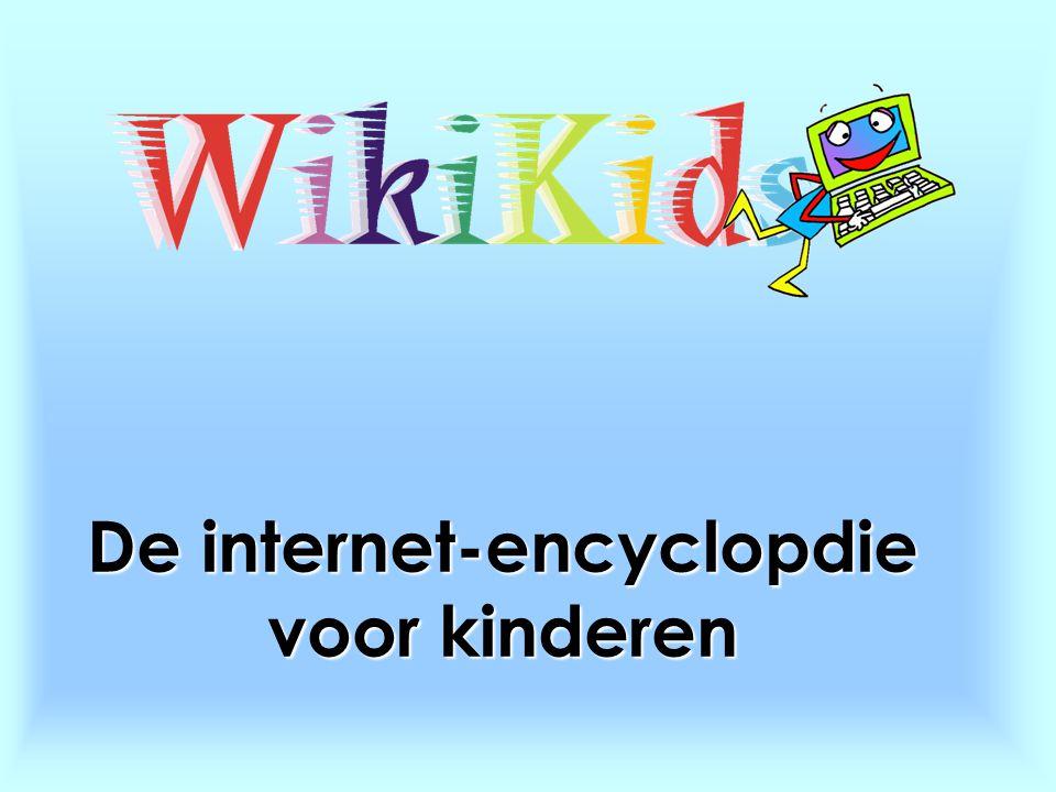 De internet-encyclopdie voor kinderen