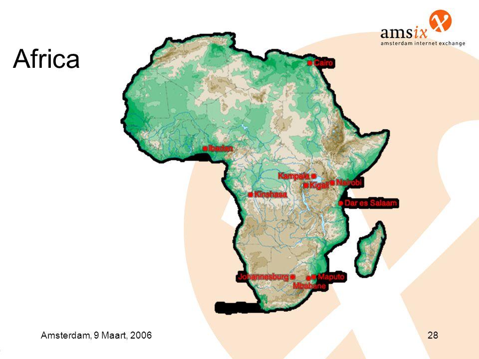 Africa Amsterdam, 9 Maart, 2006
