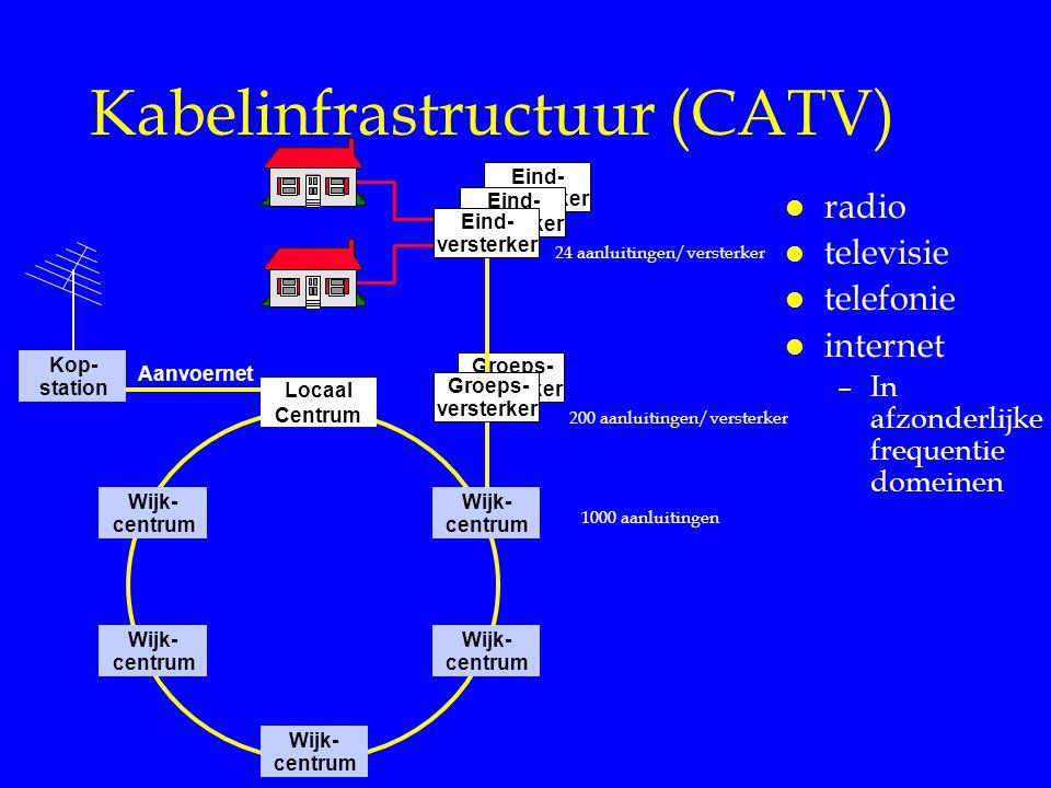 Kabelinfrastructuur (CATV)