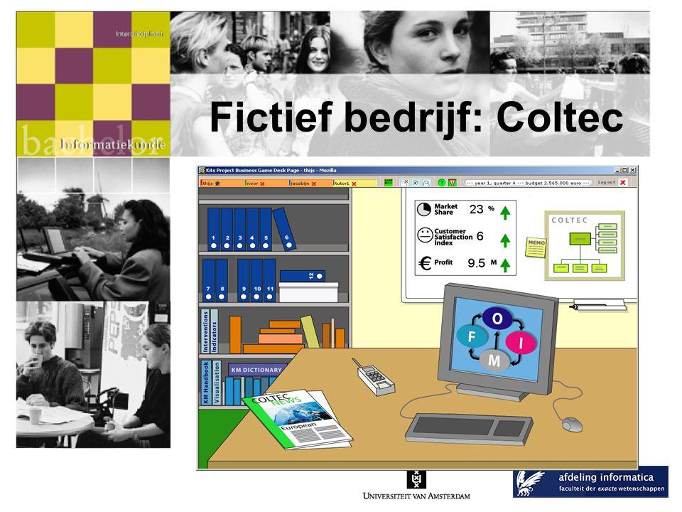 Fictief bedrijf: Coltec