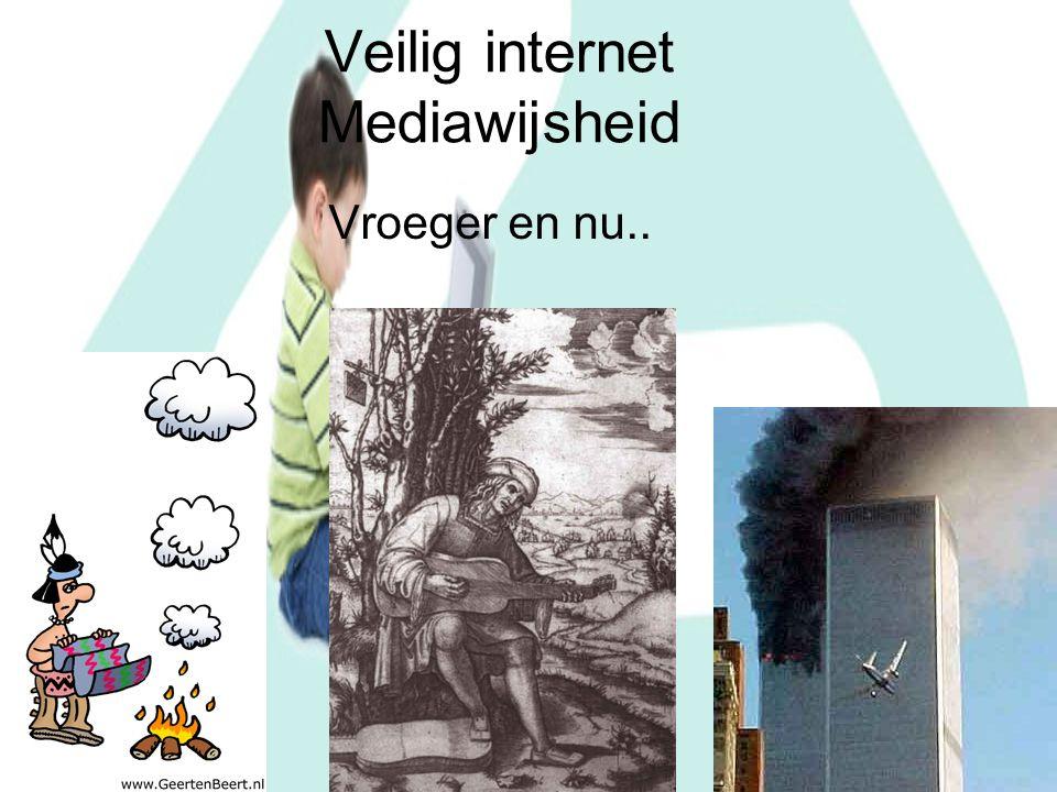 Veilig internet Mediawijsheid