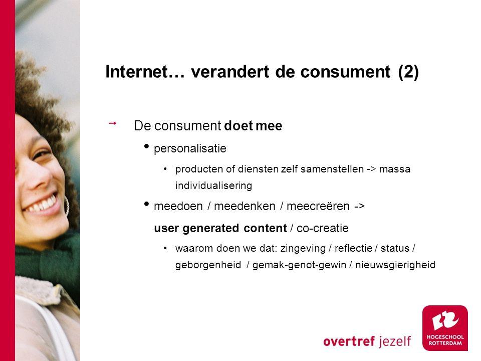 Internet… verandert de consument (2)