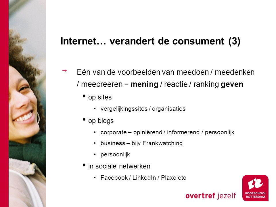 Internet… verandert de consument (3)
