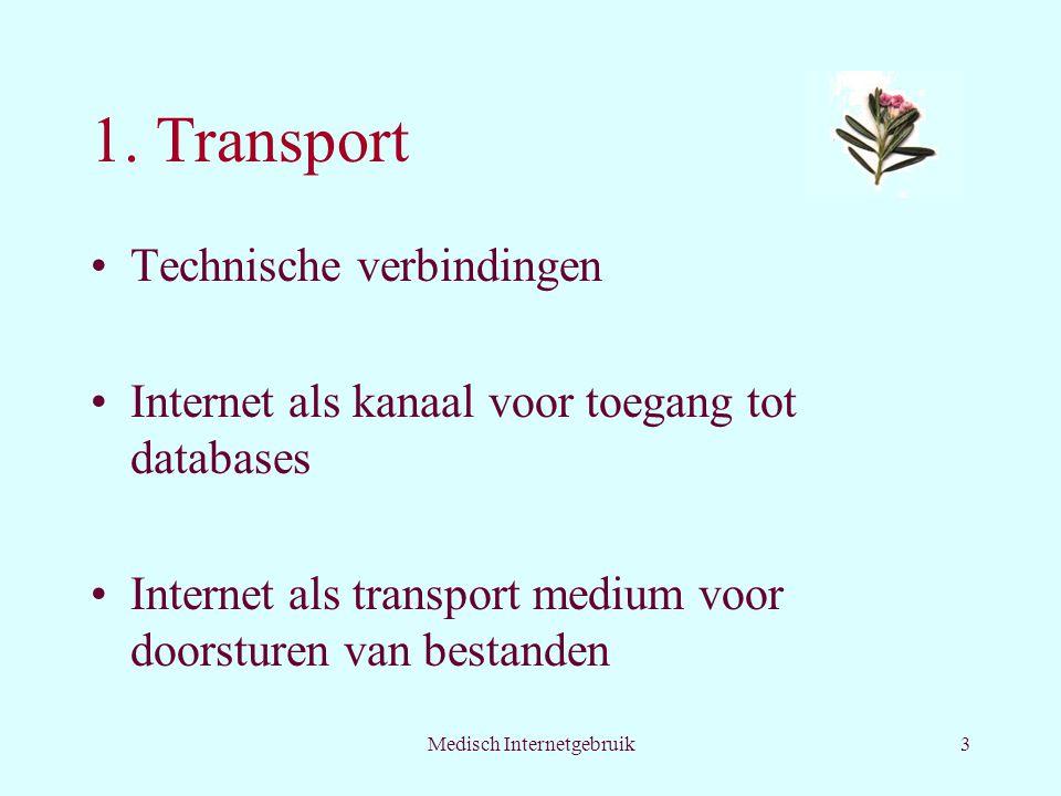 Medisch Internetgebruik