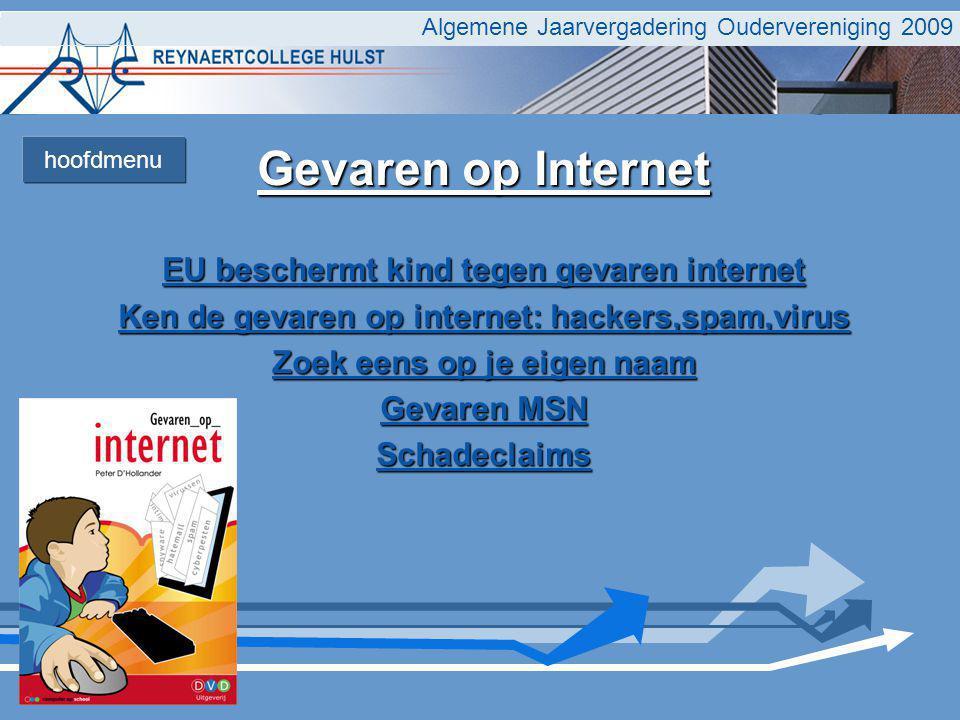Gevaren op Internet EU beschermt kind tegen gevaren internet