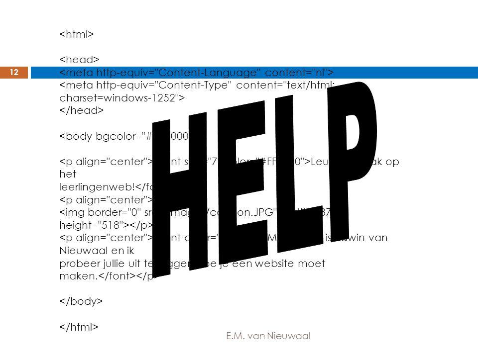 HELP <html> <head>