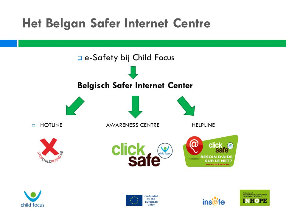 Het Belgan Safer Internet Centre