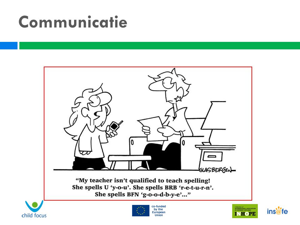 Communicatie chattaal