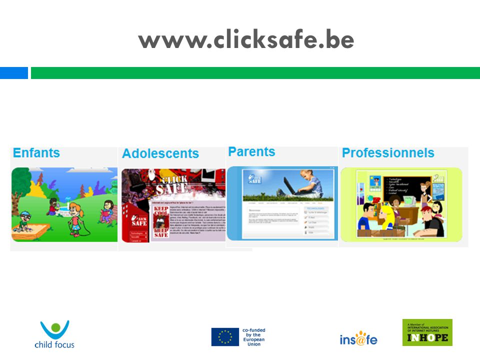 www.clicksafe.be