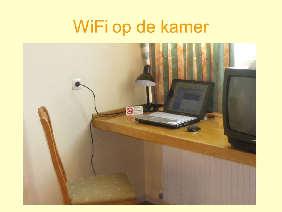 WiFi op de kamer