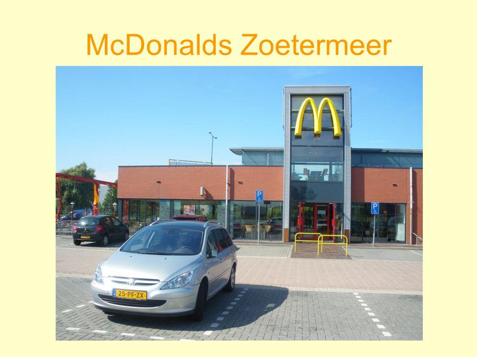McDonalds Zoetermeer