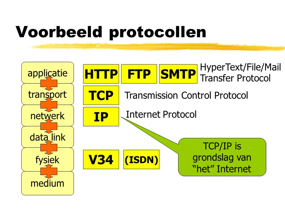 Voorbeeld protocollen