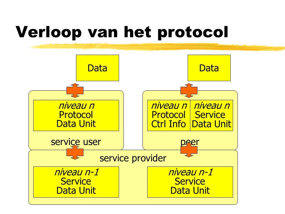 Verloop van het protocol