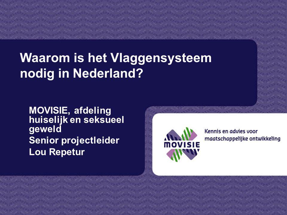 Waarom is het Vlaggensysteem nodig in Nederland