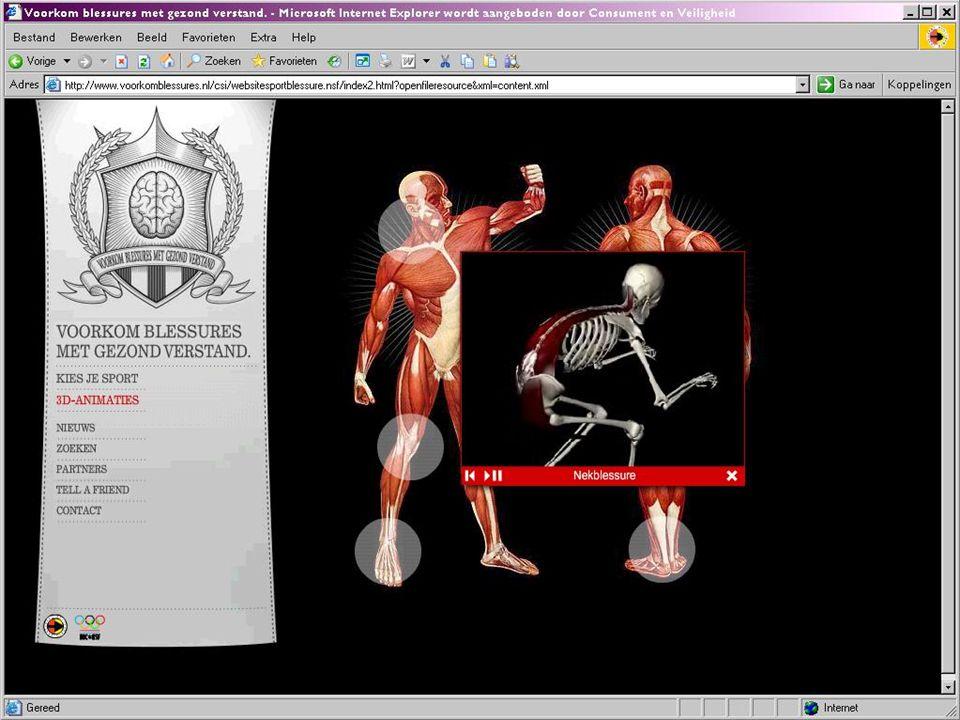 3 d Animaties: wat gebeurt er in het lichaam