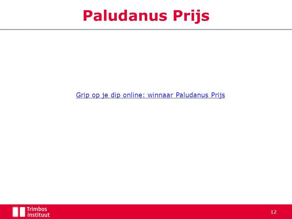 Grip op je dip online: winnaar Paludanus Prijs