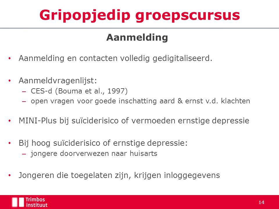 Gripopjedip groepscursus
