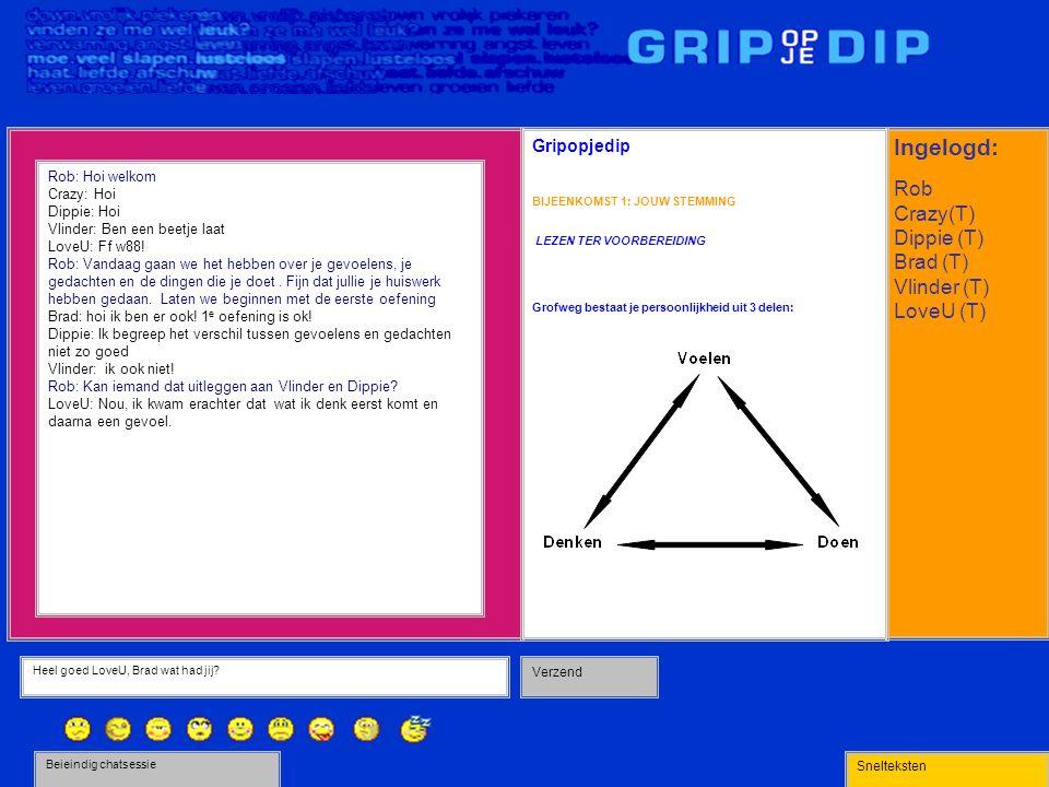 Gripopjedip online: groepscursus