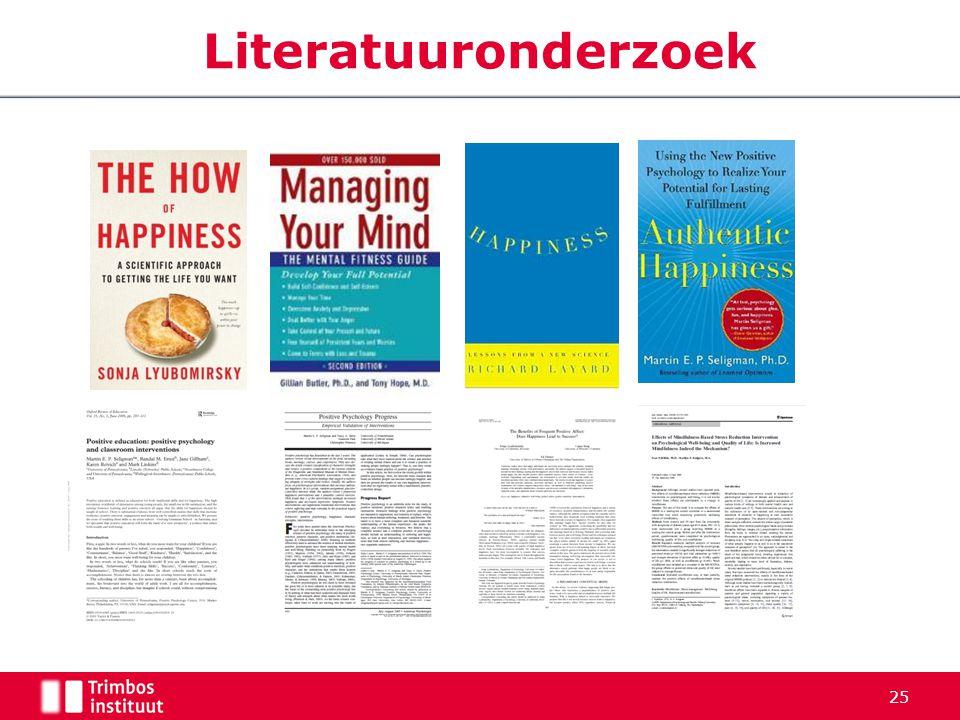 Literatuuronderzoek