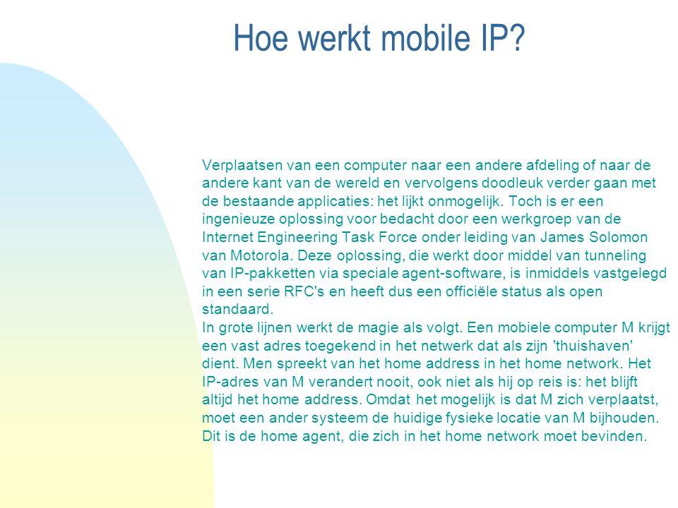 Hoe werkt mobile IP 04/04/12.