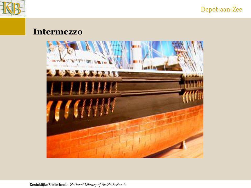 Depot-aan-Zee Intermezzo