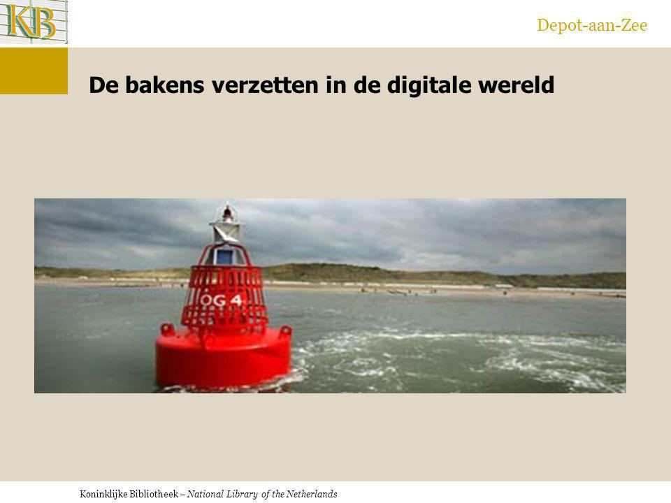 De bakens verzetten in de digitale wereld